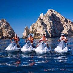 Отель Cabo Villas Beach Resort & Spa Мексика, Кабо-Сан-Лукас - отзывы, цены и фото номеров - забронировать отель Cabo Villas Beach Resort & Spa онлайн приотельная территория фото 2