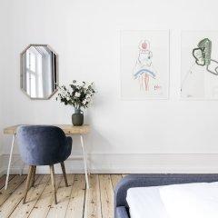 Отель No 56 - Luxury Apartments by Habitat Дания, Копенгаген - отзывы, цены и фото номеров - забронировать отель No 56 - Luxury Apartments by Habitat онлайн удобства в номере фото 2