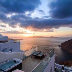 Отель Agnadema Apartments Греция, Остров Санторини - отзывы, цены и фото номеров - забронировать отель Agnadema Apartments онлайн пляж