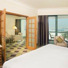 Отель Hilton Dubai Jumeirah 5* Люкс с различными типами кроватей фото 12