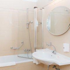 Отель Pension Nossek Вена ванная