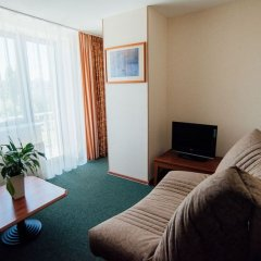 Гостиница Виктория Палас 4* Стандартный номер с двуспальной кроватью фото 10