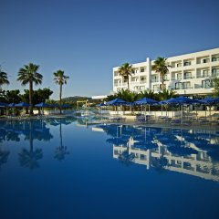 Mitsis Faliraki Beach Hotel & Spa - All Inclusive пляж
