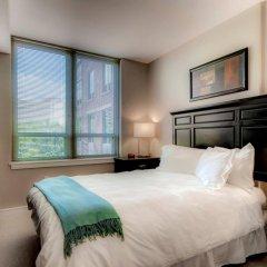 Отель Global Luxury Suites at Woodmont Triangle South комната для гостей фото 4