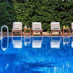 Отель Blazer Suites Hotel Греция, Афины - 1 отзыв об отеле, цены и фото номеров - забронировать отель Blazer Suites Hotel онлайн бассейн фото 2