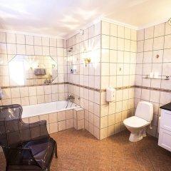 Отель Skagen Hotel Норвегия, Бодо - отзывы, цены и фото номеров - забронировать отель Skagen Hotel онлайн ванная