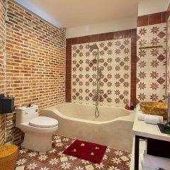 Отель The Cliff Boutique Village Хойан ванная