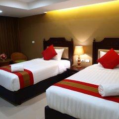 Отель V Residence комната для гостей фото 4