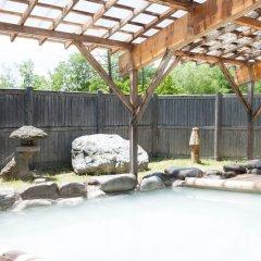 Отель Ohruri Sanso Nikko Никко бассейн фото 3
