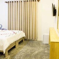 Отель Holiday Cottage Мальдивы, Северный атолл Мале - отзывы, цены и фото номеров - забронировать отель Holiday Cottage онлайн комната для гостей фото 2