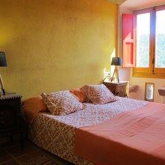 Отель Mas Can Puig de Fuirosos Сан-Селони комната для гостей фото 2