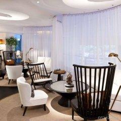 Pullman Bangkok Hotel G интерьер отеля