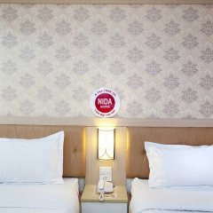 Отель Nida Rooms Udomsuk Rama 9 Complex At Spb Paradise Бангкок комната для гостей фото 4
