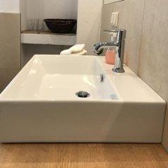 Отель Haus Gnigl Зальцбург ванная