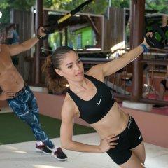 Отель Azul Ixtapa Resort - Все включено фитнесс-зал фото 4