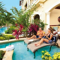 Отель Sandals Royal Caribbean & Private Island All Inclusive Couples Only бассейн фото 3