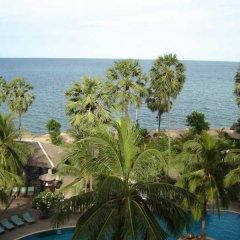 Отель Pattawia Resort & Spa пляж