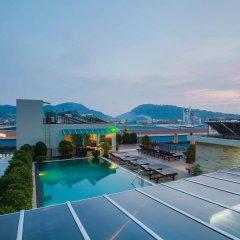 Отель Azure Bangla Phuket бассейн фото 3