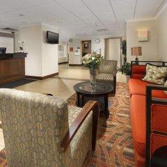 Отель The American Inn of Bethesda США, Бетесда - отзывы, цены и фото номеров - забронировать отель The American Inn of Bethesda онлайн интерьер отеля фото 2