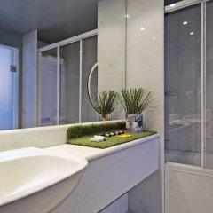 Отель City Салоники ванная фото 2