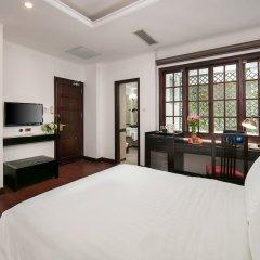Quoc Hoa Premier Hotel комната для гостей фото 4