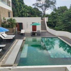 Отель Tranquil Residence 1 Таиланд, Самуи - отзывы, цены и фото номеров - забронировать отель Tranquil Residence 1 онлайн бассейн фото 2