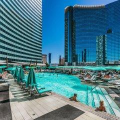 Отель Vdara Suites by AirPads США, Лас-Вегас - отзывы, цены и фото номеров - забронировать отель Vdara Suites by AirPads онлайн с домашними животными