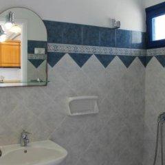 Отель Rooms Mary Греция, Остров Санторини - отзывы, цены и фото номеров - забронировать отель Rooms Mary онлайн ванная