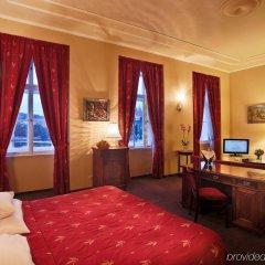 Отель Leonardo Prague Чехия, Прага - 12 отзывов об отеле, цены и фото номеров - забронировать отель Leonardo Prague онлайн комната для гостей фото 3