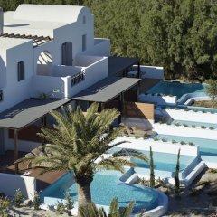 Отель 9 Muses Santorini Resort пляж фото 2