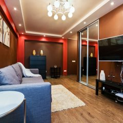 Апартаменты GM Apartment Novokuznetskaya 35-37 комната для гостей фото 3