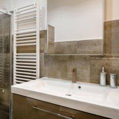 Отель Casa Acquario Vintage Италия, Генуя - отзывы, цены и фото номеров - забронировать отель Casa Acquario Vintage онлайн ванная