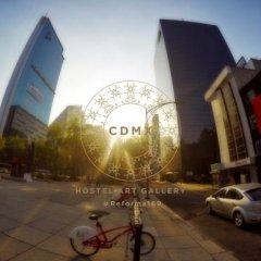 Отель CDMX Hostel Art Gallery Мексика, Мехико - отзывы, цены и фото номеров - забронировать отель CDMX Hostel Art Gallery онлайн