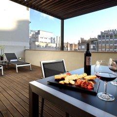 Отель Eurostars BCN Design балкон