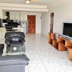 Отель Yensabai Condotel Паттайя комната для гостей фото 2