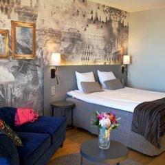 Отель Scandic Triangeln Швеция, Мальме - 1 отзыв об отеле, цены и фото номеров - забронировать отель Scandic Triangeln онлайн комната для гостей