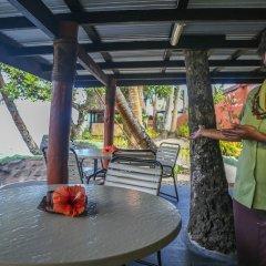Отель Fiji Hideaway Resort and Spa гостиничный бар