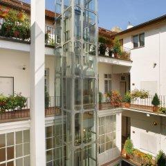 Hotel Salvator балкон