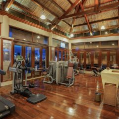Отель Vinpearl Luxury Nha Trang фитнесс-зал