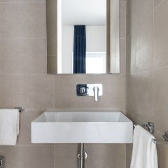 Отель Residence Michelangelo Сиракуза ванная