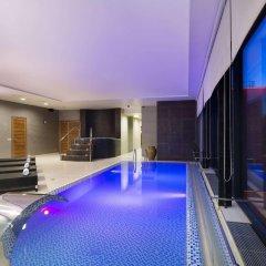 Отель DoubleTree by Hilton Novosibirsk Новосибирск бассейн фото 2
