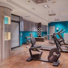Отель NH Collection Genova Marina фитнесс-зал фото 2