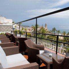 Отель Platjador балкон