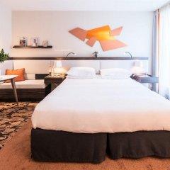 Radisson Blu Hotel, Paris Boulogne Булонь-Бийанкур комната для гостей фото 5