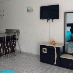Апартаменты Apartment Solymar Cancun Beach удобства в номере фото 3