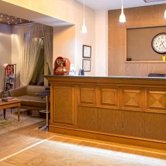 Отель Oxford Hotel Албания, Тирана - отзывы, цены и фото номеров - забронировать отель Oxford Hotel онлайн интерьер отеля