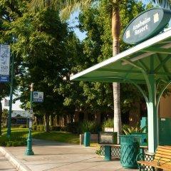 Отель Best Western Plus Raffles Inn & Suites городской автобус