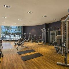 Отель Hilton Al Hamra Beach & Golf Resort фитнесс-зал