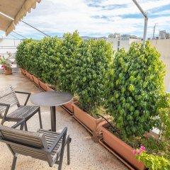 Отель Central Athens Loft балкон