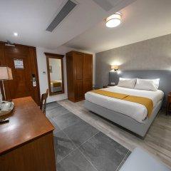 Solana Hotel & Spa Меллиха комната для гостей